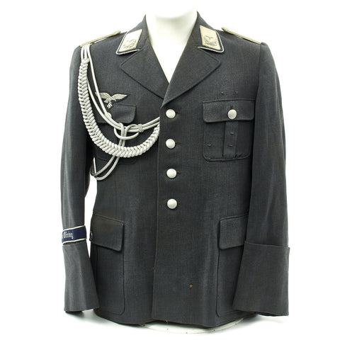 Original German WWII Luftwaffe Hermann Göring Division Officer Tunic Original Items