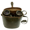 show larger image of product view 2 : Original U.S. WWII M17A1 7x50 Binoculars with Coated Optics in M44 Leather Case Original Items