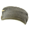 show larger image of product view 11 : Original German WWII Luftwaffe EM-NCO 56cm M38 Overseas Wool Cap Dated 1942 - Schiffchen Original Items