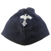 show larger image of product view 4 : Original German WWII TENO Technical Emergency Corps M38 Overseas Wool Cap Original Items