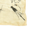 "show larger image of product view 4 : Original Japanese WWII Hand Painted Cloth Good Luck Flag - 30"" x 34"" Original Items"