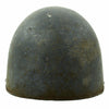 show larger image of product view 6 : Original U.S. WWII Navy USN MK2 Talker Flak Gunner Helmet with Chinstrap Original Items
