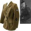 show larger image of product view 1 : Original German WWII SS-Helferinnen Female Auxiliaries Uniform Tunic Original Items
