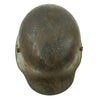 show larger image of product view 7 : Original Imperial German WWI M16 Stahlhelm Helmet Shell with Panel Camouflage Paint - marked Q.66 Original Items