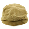 show larger image of product view 8 : Original German WWII Model 43 Afrika Korps Tropical Field Cap dated 1943 - Tropeneinheitsfeldmütze M43 Original Items