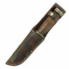 show larger image of product view 3 : Original U.S. WWII Cattaraugus 225Q Commando Fighting Knife with Leather Scabbard Original Items