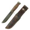 show larger image of product view 1 : Original U.S. WWII Cattaraugus 225Q Commando Fighting Knife with Leather Scabbard Original Items