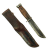 show larger image of product view 2 : Original U.S. WWII Cattaraugus 225Q Commando Fighting Knife with Leather Scabbard Original Items