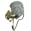 show larger image of product view 24 : Original British Post WWII RAF MK-1A Flight Helmet with Visors - Oxygen Mask - Storage Case Original Items