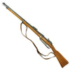 show larger image of product view 2 : Original German Pre-WWI Gewehr 88/05 S Commission Rifle by Amberg Arsenal - Dated 1890 Original Items