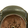 show larger image of product view 13 : Original Austrian WWI M17 Helmet Converted WWII German SS with Double Paper Decals - Size 66 Original Items