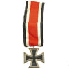 show larger image of product view 5 : Original High End Replica German WWII Knight's Cross of the Iron Cross with Ribbon - Ritterkreuz Original Items