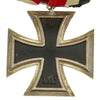show larger image of product view 4 : Original High End Replica German WWII Knight's Cross of the Iron Cross with Ribbon - Ritterkreuz Original Items