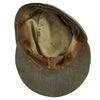 show larger image of product view 9 : Original German WWII Luftwaffe Service Worn M43 Einheitsmütze Wool Field Cap - size 55cm Original Items