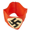 show larger image of product view 4 : Original German WWII Mid-War NSDAP Party BeVo Embroidered Insignia Armband Original Items