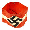show larger image of product view 2 : Original German WWII Field Used Hitler Youth Member Armband - Hitlerjugend Original Items