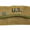 show larger image of product view 4 : Original U.S. WWII M1 Experimental Carbine Short Hip Holster Case by Lub. Prod. Co - dated 1943 Original Items