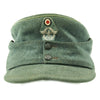 show larger image of product view 1 : Original German WWII NSDAP Civic Police M43 Feldmütze Field Cap Original Items