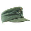 show larger image of product view 3 : Original German WWII NSDAP Civic Police M43 Feldmütze Field Cap Original Items