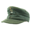 show larger image of product view 7 : Original German WWII NSDAP Civic Police M43 Feldmütze Field Cap Original Items