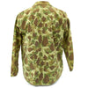 show larger image of product view 5 : Original U.S. WWII USMC P44 Camouflage Pattern 1944 Utility Coat - Size 40 Original Items