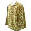 show larger image of product view 8 : Original U.S. WWII USMC P44 Camouflage Pattern 1944 Utility Coat - Size 40 Original Items