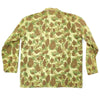 show larger image of product view 11 : Original U.S. WWII USMC P44 Camouflage Pattern 1944 Utility Coat - Size 40 Original Items