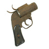 show larger image of product view 1 : Original U.S. WWII M8 Pyrotechnic 37mm Flare Signal Pistol by MSWC - Serial 276546 Original Items