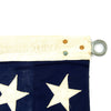 show larger image of product view 2 : Original U.S. WWII 48 Star Flag Philadelphia Quartermaster Depot - 5 Feet x 9 1/2 Feet Original Items