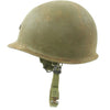 show larger image of product view 6 : Original U.S. Vietnam War M1 Helmet with Paratrooper Liner and Senior Jump Wings Original Items