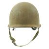 show larger image of product view 7 : Original U.S. Vietnam War M1 Helmet with Paratrooper Liner and Senior Jump Wings Original Items