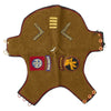 show larger image of product view 1 : Original U.S. WWII 325th Glider Infantry Regiment Medic Dog Canine Vest Original Items