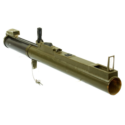 Original U.S. M72 A2 LAW Light Anti-Tank Weapon Rocket Propelled Grenade Launcher - Deactivated Original Items