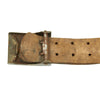 show larger image of product view 5 : Original Imperial German WWI  Prussian Steel Buckle with Souvenier Leather Belt Original Items