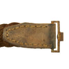 show larger image of product view 7 : Original Imperial German WWI  Prussian Steel Buckle with Souvenier Leather Belt Original Items