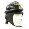 show larger image of product view 3 : Original German WWII 1st Pattern NSKK Crash Helmet with RZM Label - size 55 Original Items