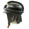 show larger image of product view 6 : Original German WWII 1st Pattern NSKK Crash Helmet with RZM Label - size 55 Original Items