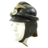 show larger image of product view 7 : Original German WWII 1st Pattern NSKK Crash Helmet with RZM Label - size 55 Original Items