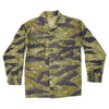 show larger image of product view 2 : Original U.S. Vietnam War Special Forces Tiger Stripe Camouflage Fatigue Uniform Set Original Items