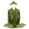 show larger image of product view 1 : Original U.S. Vietnam War North Vietnamese Army NVA Viet Cong Uniform Set Original Items