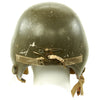 show larger image of product view 12 : Original U.S. Korean War Era P-1B Flight Helmet with Named VF 103 Carry Bag - Dated 1953 Original Items