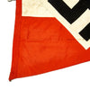 "show larger image of product view 4 : Original German WWII Hitler Youth Unit Marked 38"" x 21"" Pennant Flag - Hitlerjugend Original Items"