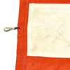 "show larger image of product view 5 : Original German WWII Hitler Youth Unit Marked 38"" x 21"" Pennant Flag - Hitlerjugend Original Items"