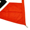 "show larger image of product view 9 : Original German WWII Hitler Youth Unit Marked 38"" x 21"" Pennant Flag - Hitlerjugend Original Items"