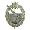show larger image of product view 1 : Original German WWII Kriegsmarine Coastal Artillery Badge by C. E Juncker Berlin Original Items