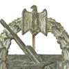 show larger image of product view 2 : Original German WWII Kriegsmarine Coastal Artillery Badge by C. E Juncker Berlin Original Items