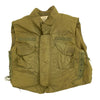 show larger image of product view 5 : Original U.S. Vietnam War Era M69 Flak Vest Body Armor in Size Extra Large Original Items