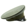 show larger image of product view 7 : Original German WWII Named DRB Bahnschutzpolizei Railway Police 56cm Visor Cap by Clemens Wagner Original Items