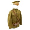 show larger image of product view 3 : Original U.S. WWI 301st Infantry Regiment 94th Division Named Officer Uniform Grouping Original Items