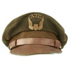 show larger image of product view 2 : Original U.S. WWII Air Transport Command ATC Crush Peaked Visor Cap Original Items